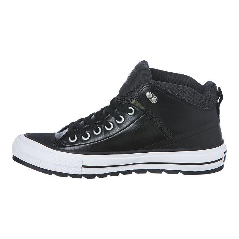 basket converse chucks street boot