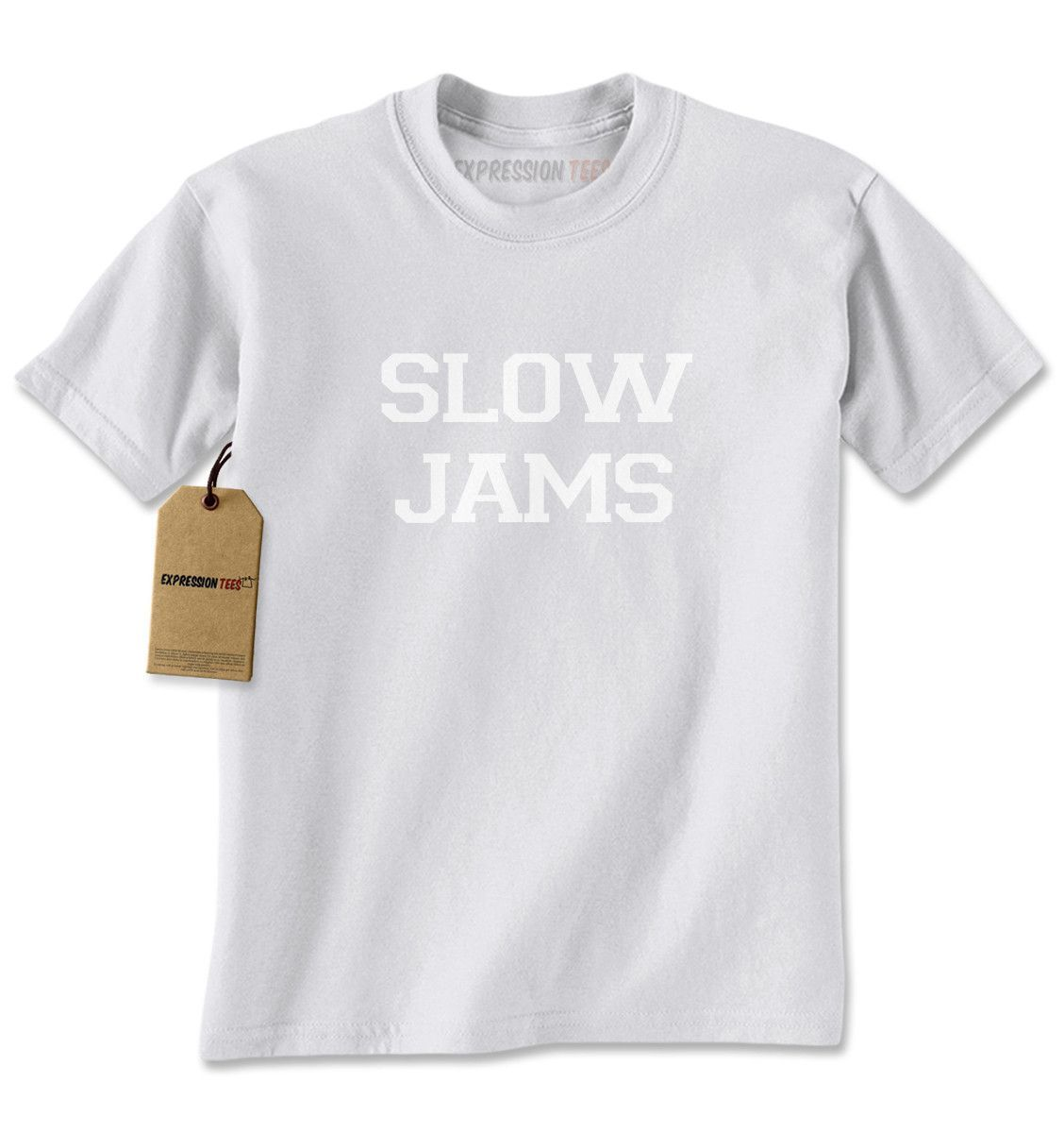 Slow Jams Mens T-shirt