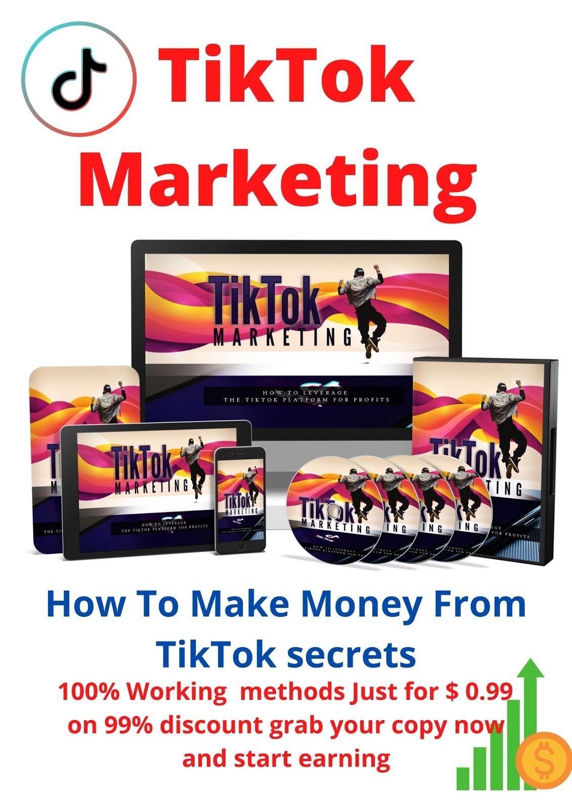 Tiktok Marketing Guide Pdf Earn Money From Tiktok Free Shipping Bikini Photoshoot India Westbrooks Bikinis