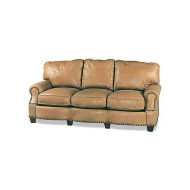 New Sofa Sofa Reproduction Reproduction Wood Leather Wood Leather Removab MK-206