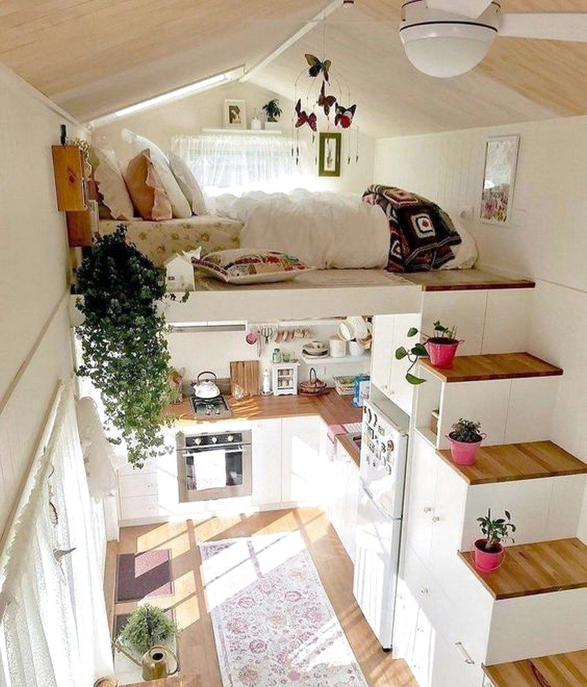 Photo of 50 Favourite Tiny House Design Ideas #TinyHouseIdeas #TinyHouseDesign