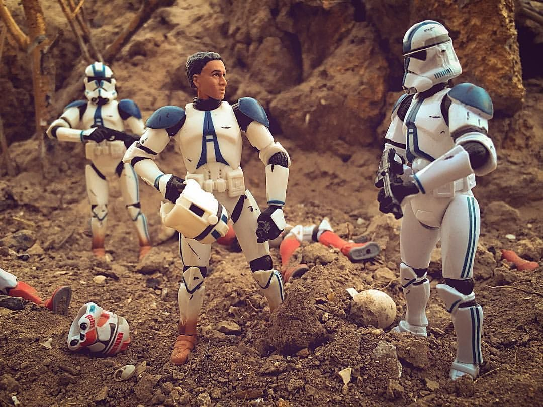 64 best toy photography star wars black series by chip monsters