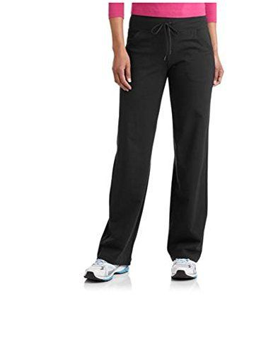 bea1f31b047 Danskin Now Women s Plus-Size Dri-More Core Relaxed Fit Workout Pant  pants   clothing