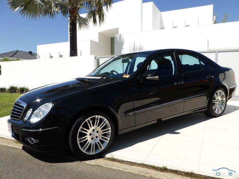 2006 MercedesBenz E280 W211 Avantgarde MY07 Sports