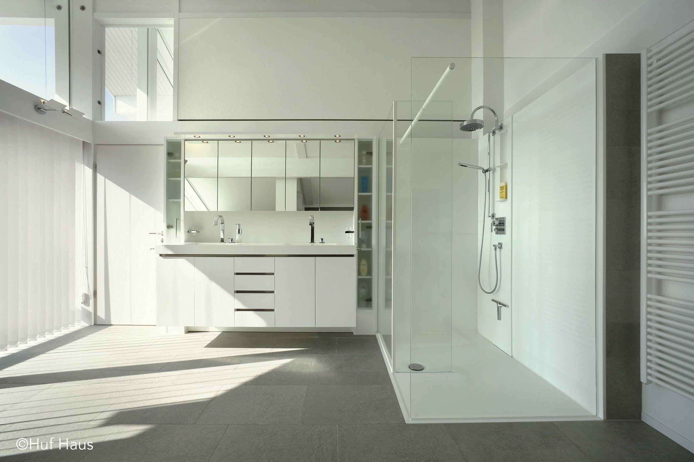 ©Huf Haus | Ein Design   Eine Linie Badezimmer Aus Mineralwerkstoff Projekt  Mit StilART U0026