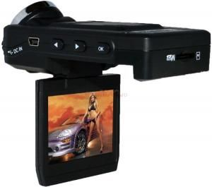 promotie camera video auto pni hd a010ir monitor lcd