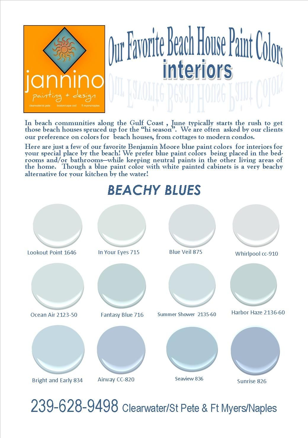 I M Thinking Pale Blues For New Living Room And Or Kitchen Walls