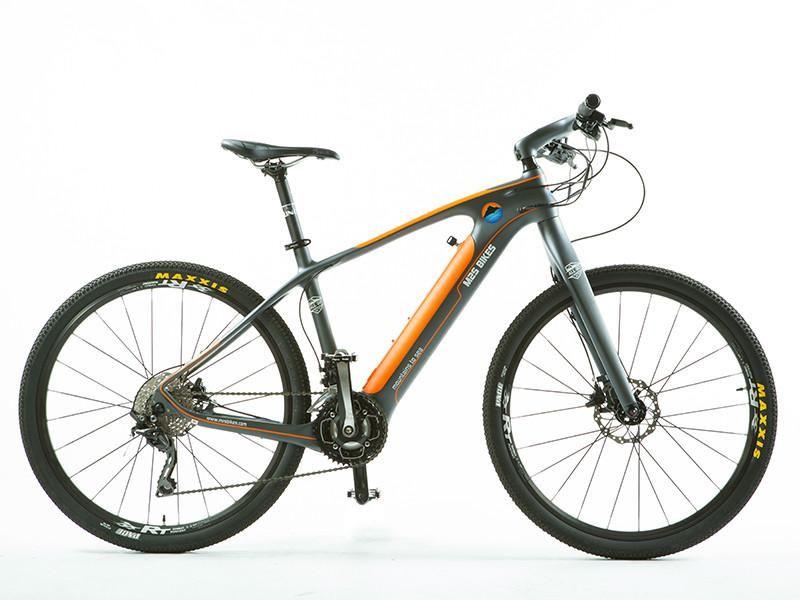 All Go Carbon Fiber Electric Bike Bike Carbon Fiber Bicycle