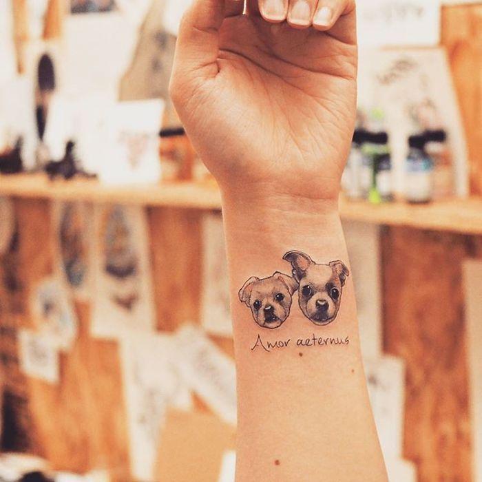 Dog Tattoo Tattoos Tattoos For Guys Dog Tattoo