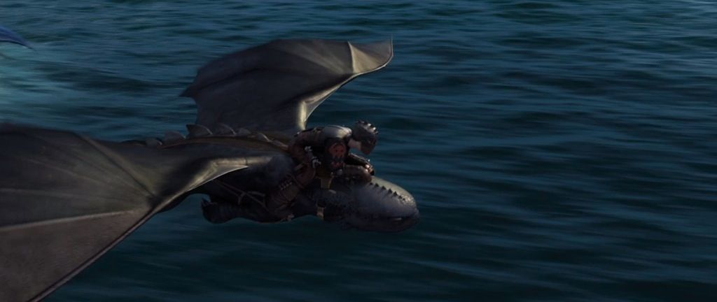how to train your dragon toothless flying