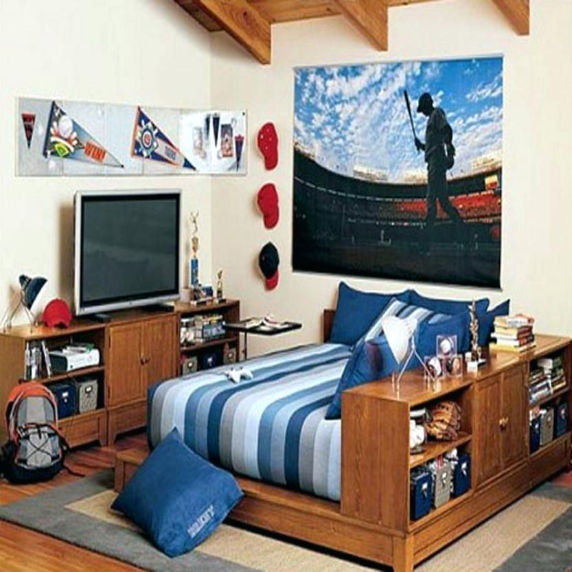 Teenagers bedroom ideas boys home design glamorous teens bedroom images