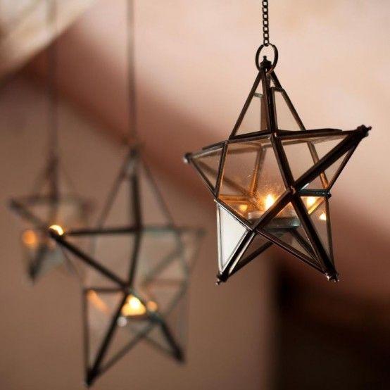 Top 40 Christmas Star Decorations Ideas