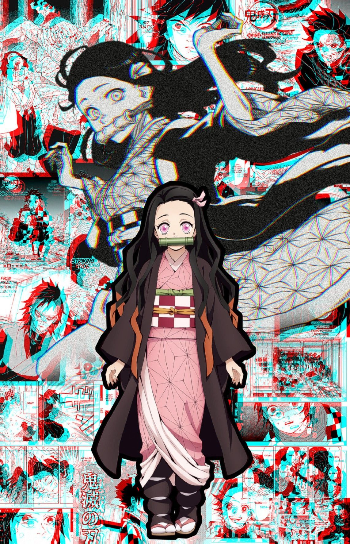 Kimetsu No Yaiba Wallpaper Hd For Pc Anime Wallpaper Iphone