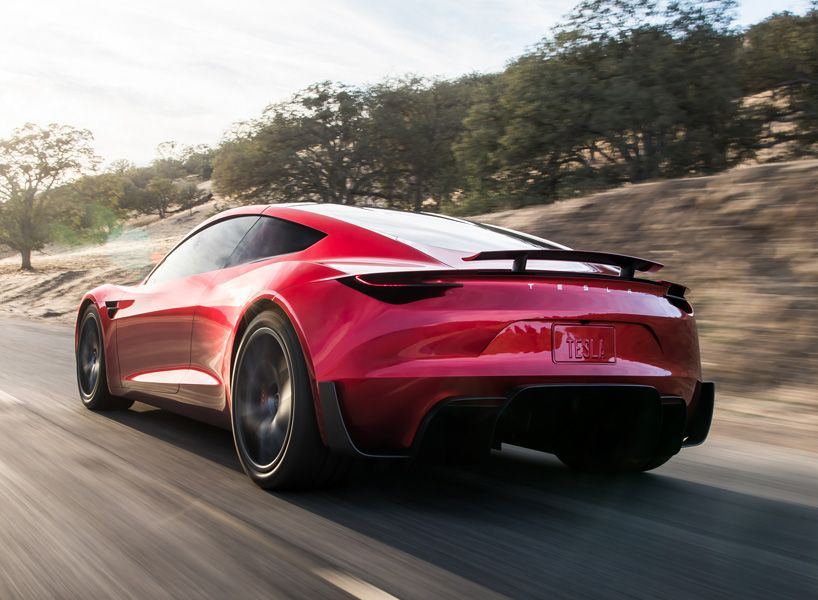 Tesla Roadster Electric Supercar Races To A Top Speed Over 250 Mph Avto
