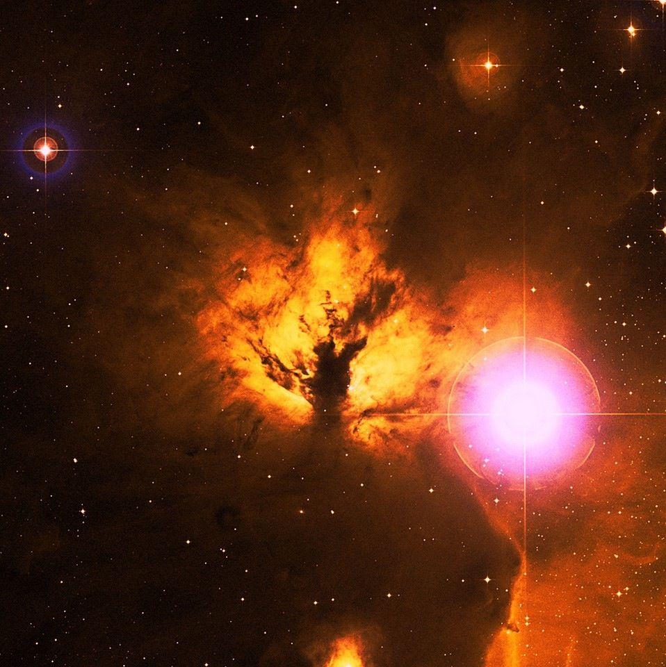 NGC 2024 (Flame Nebula)