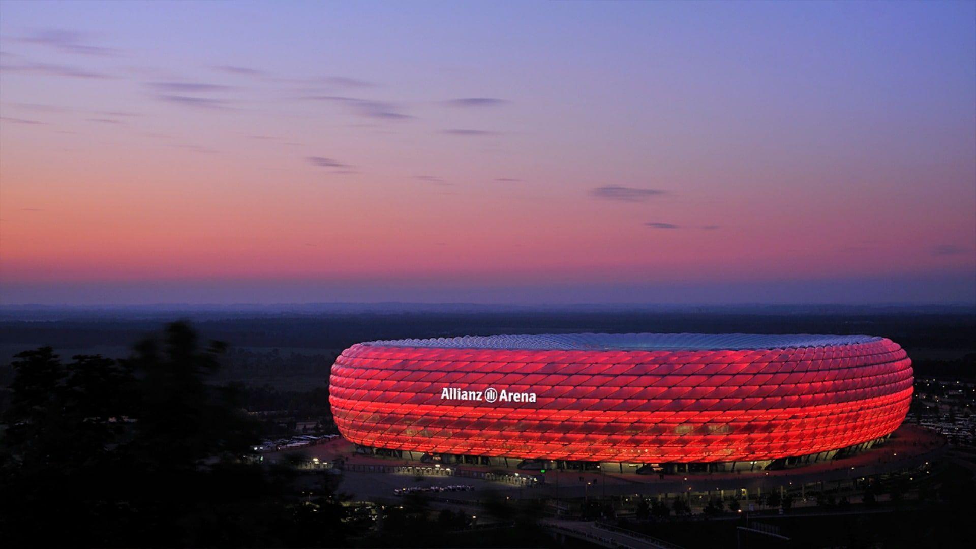 Germany Stadium Bayern Munchen Allianz Arena Bayern Munich 1080p Wallpaper Hdwallpaper Desktop Bayern Munich Wallpapers Bayern Bayern Munich