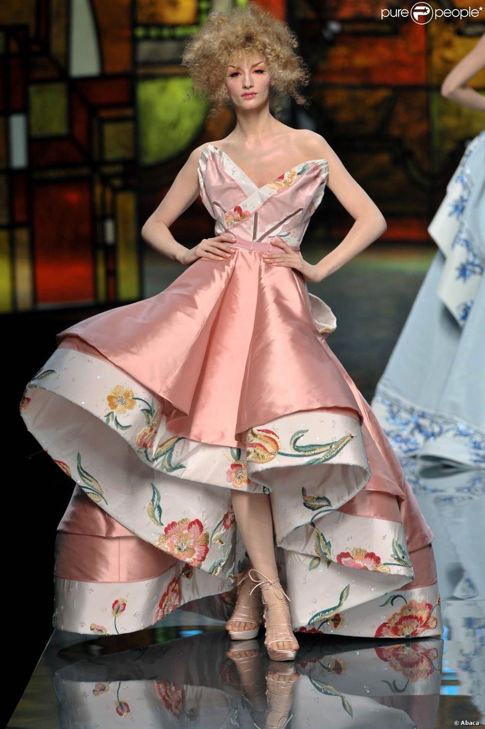 Famoso Vestidos De Novia Dior Festooning - Colección de Vestidos de ...