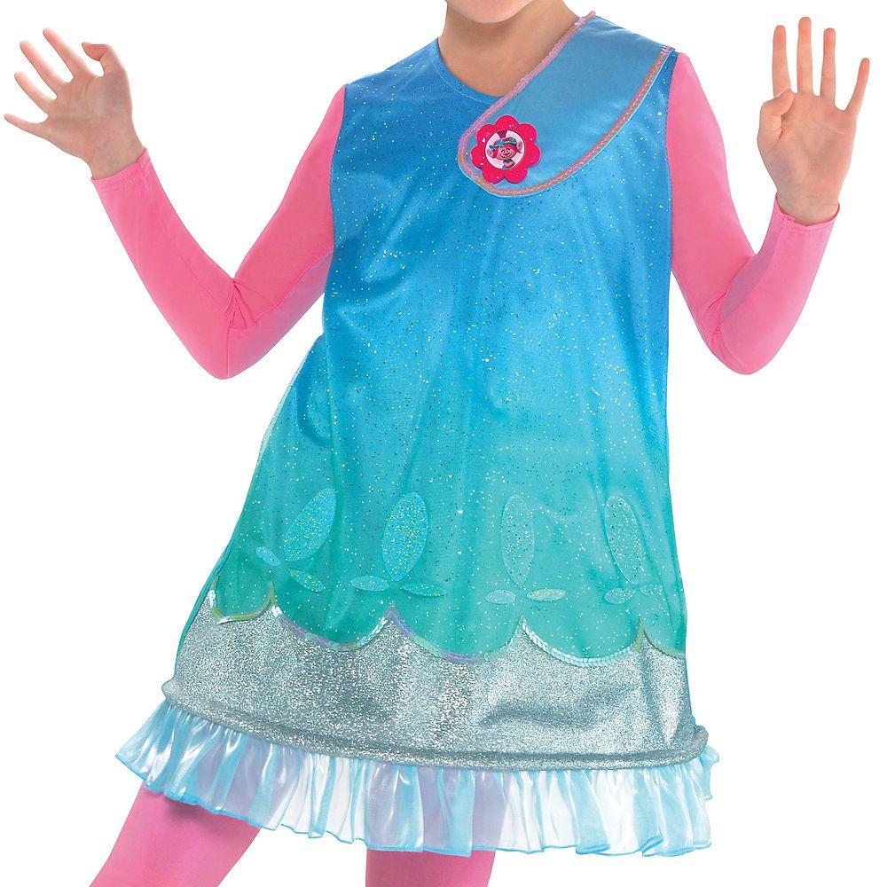 Girls Poppy Costume Trolls Poppy costume, Girl, Girl