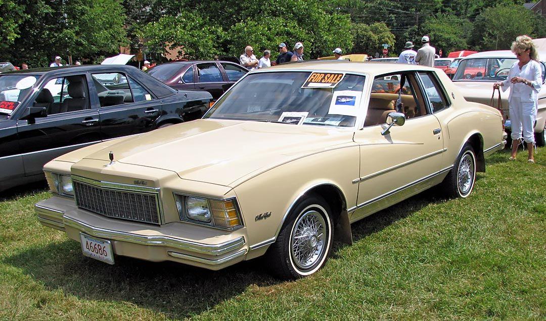 1979 chevy monte carlo chevrolet monte carlo donk cars