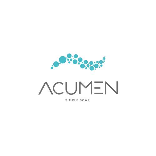 Acumen Simple Soap Logo Design Contest Ad Design Ad Logo Contest Jaredmarshallblake Picked In 2020 Custom Logo Design Logo Design Contest Contest Design