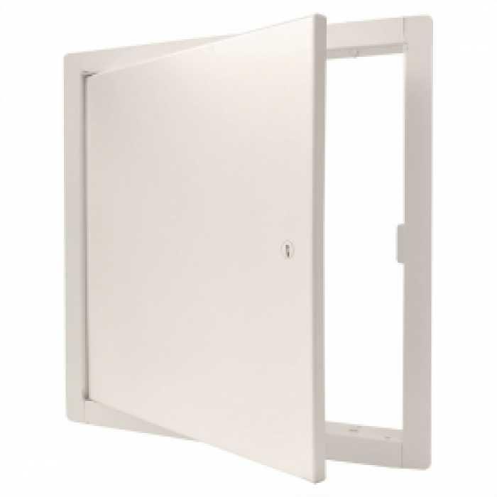 24 X 24 Universal Flush Access Door Steel Commercial Steel Door Ceiling Installation Concealed Hinges