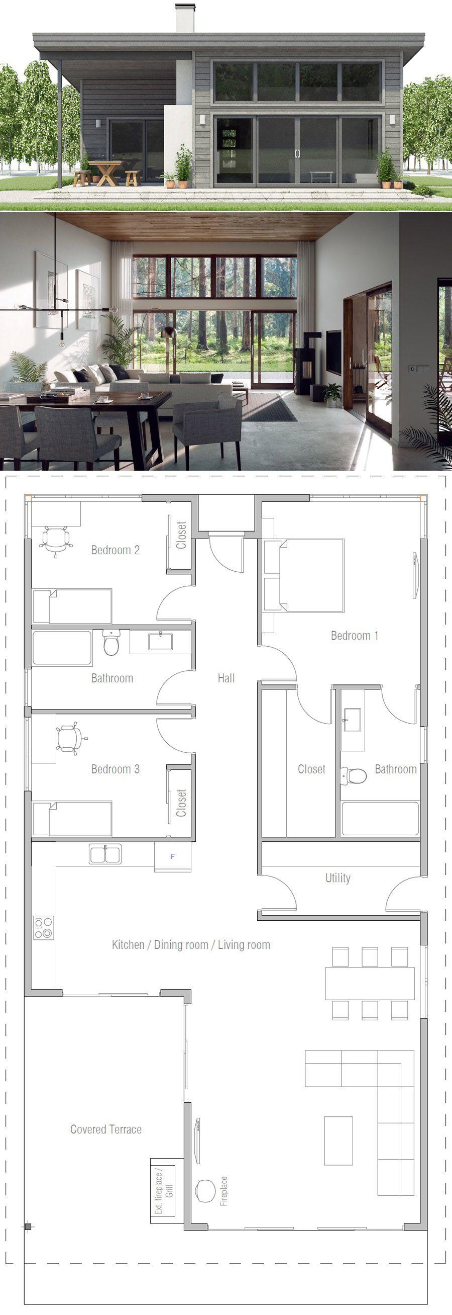 House designs home plans interior interiordesign homeplans floorplans architecture adhouseplans newhomeplan furnituredesigns also rh pinterest