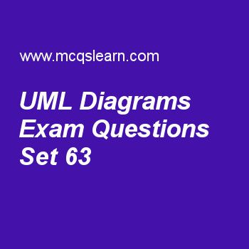 Practice test on uml diagrams dbms quiz 63 online practice practice database management system exams questions and answers to learn uml diagrams test with answers practice online quiz to test knowledge on uml ccuart Choice Image
