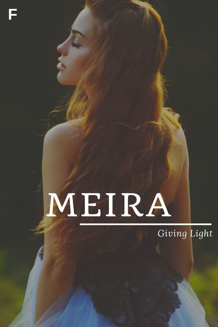 Photo of Baby's Name: Meira; Meaning: Giving light – Larp – #Babies # Sinn #des … – Ba … – Baby Showers