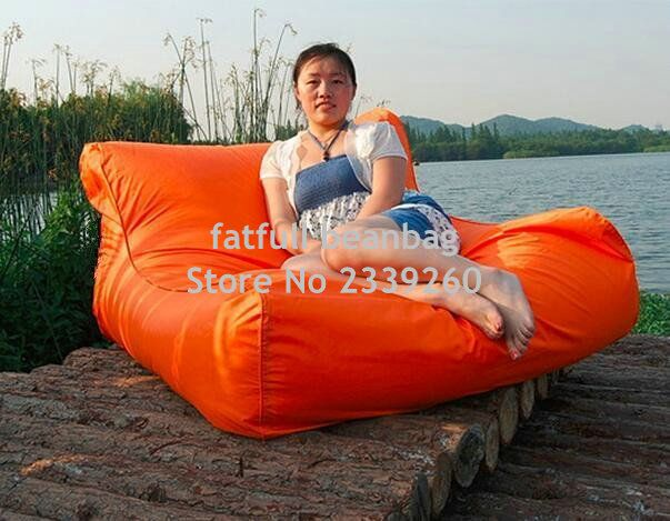 Cover Only No Filler Low Price Bulk Sofa Style Lazy Outdoor Floating Bean Bag