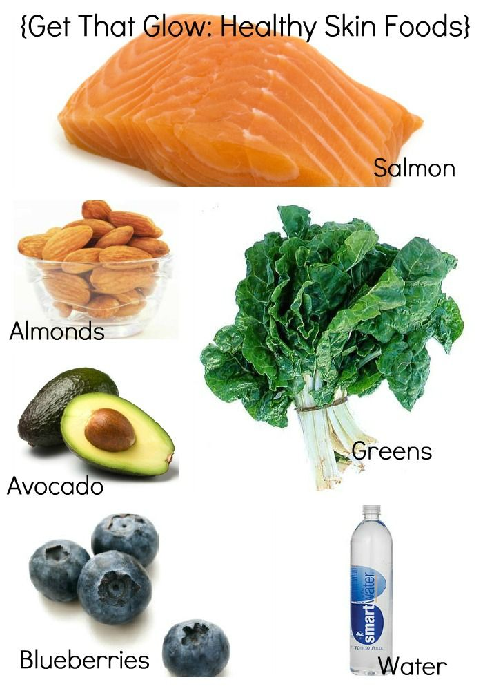 Peace love good food get that glow healthy skin foods get that glow healthy skin foods forumfinder Choice Image