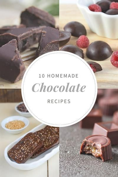10 Homemade Chocolate Recipes – Little Mashies Reusable Baby Food Pouches>>> >>> >>> We love this at Little Mashies headquarterslittlemashies.com
