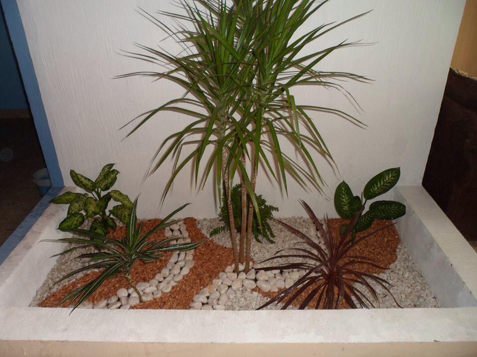 Jardinera interior decoraci n de jardines pinterest - Jardineras de interior ...