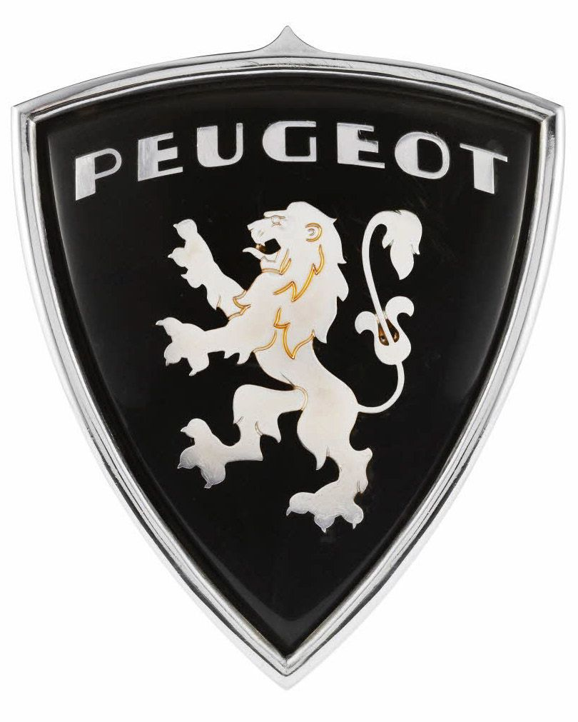 Shield And Crest Emblems Automotive Interest Pinterest Peugeot