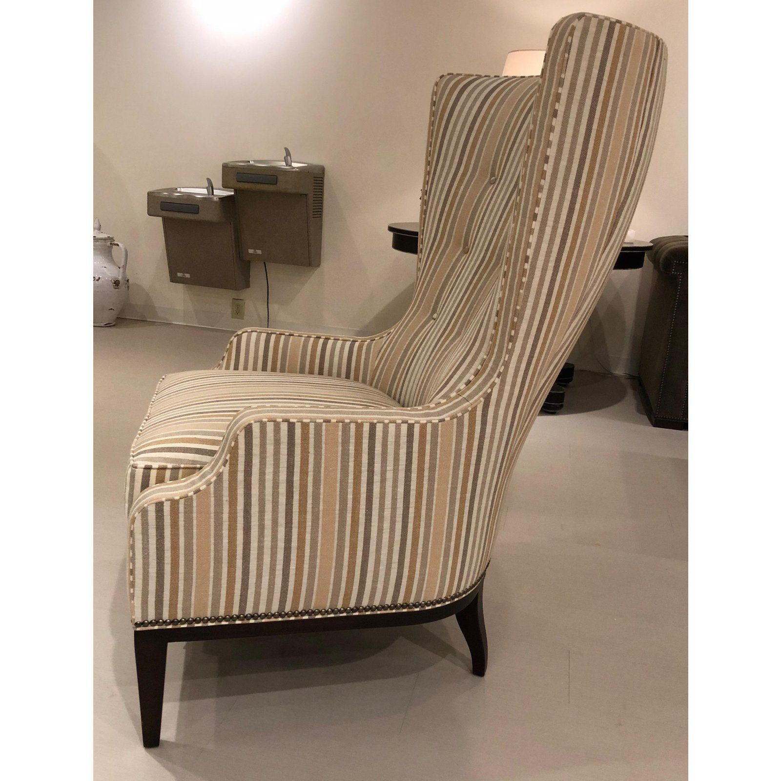 Hickory Chair Elliott Wing Chair Hickory chair, Wing