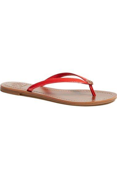 19e6642d670e5 TORY BURCH  Terra  Flip Flop (Women).  toryburch  shoes  sandals ...