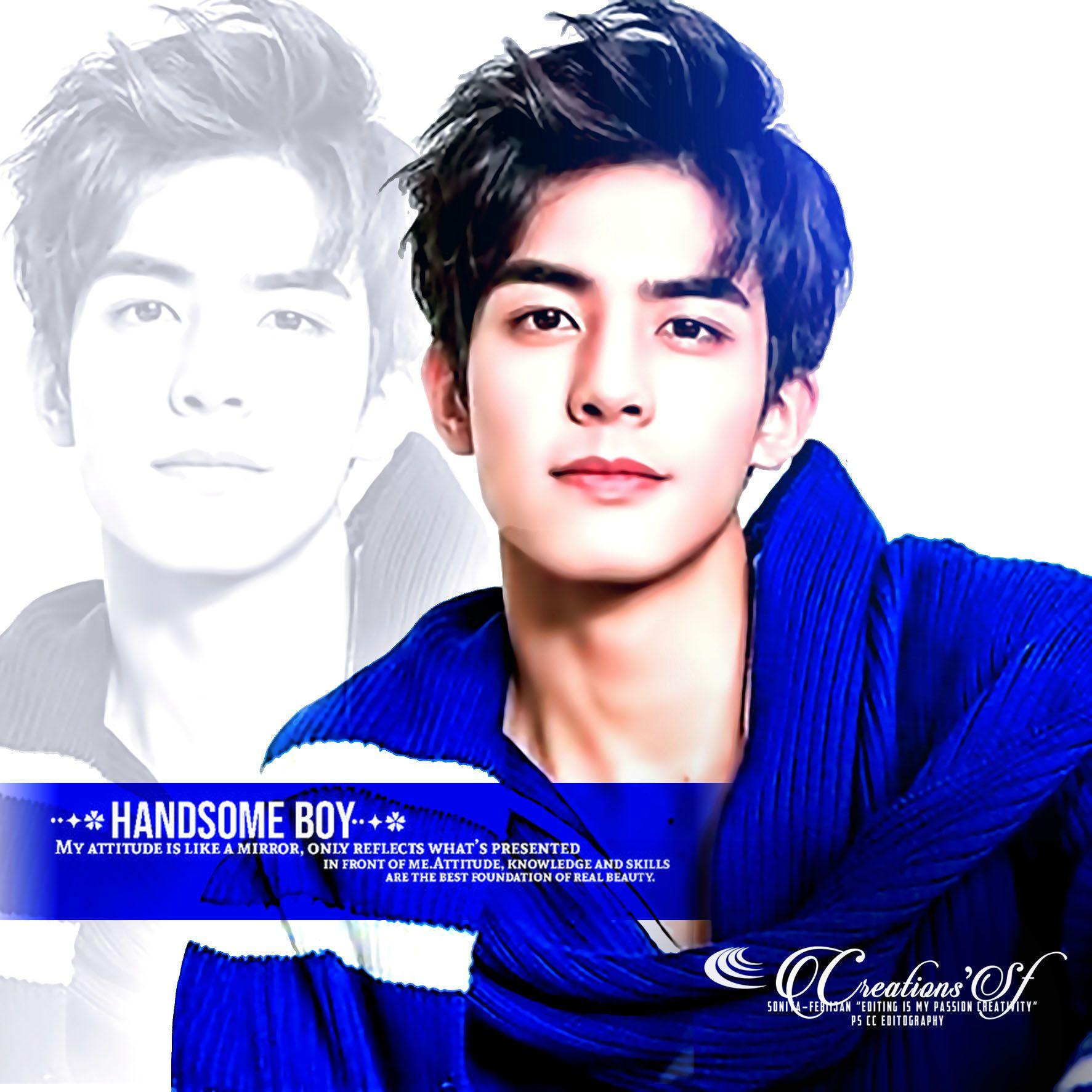 Korea Style Dp Cover Stylish Boys Handsome Boys Baby Girl Fashion