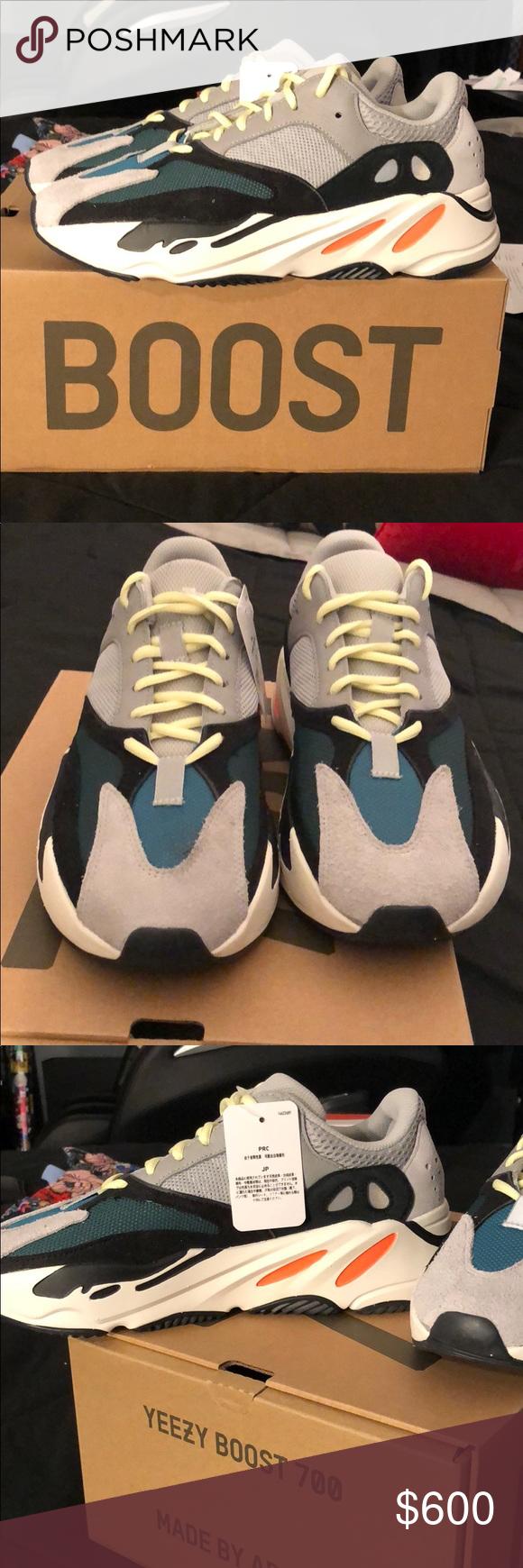 Yeezy ondata runner 700 nwt pinterest yeezy, adidas e scarpe adidas