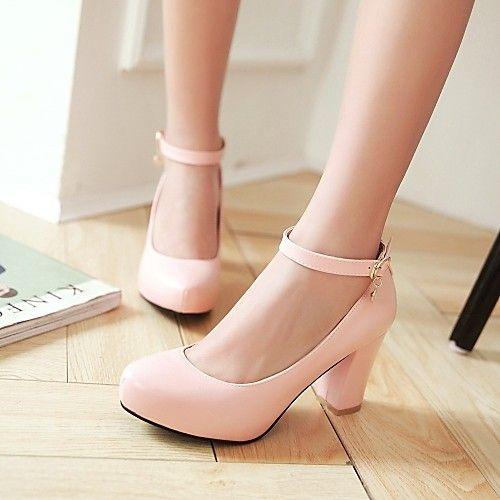 Zapatos lila de otoño casual para mujer NUaHvi