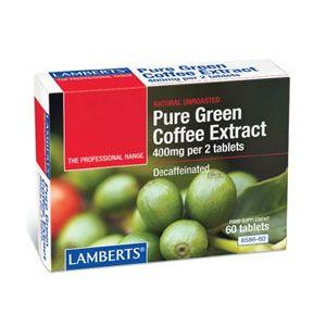 ihealth grano de café verde 400 mg 120 cápsulas