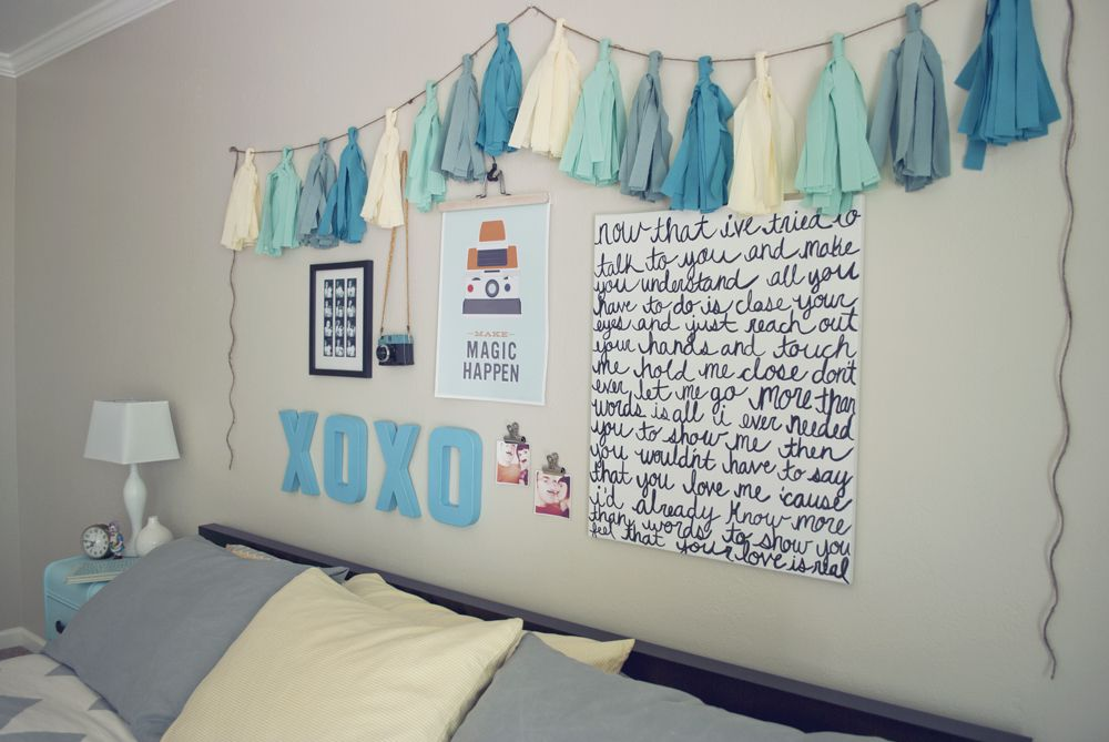 Diy Decoration For Bedroom Gorgeous 30 Bedroom Wall Decoration Ideas  Diy Bedroom Diy Ideas And Wall Design Inspiration