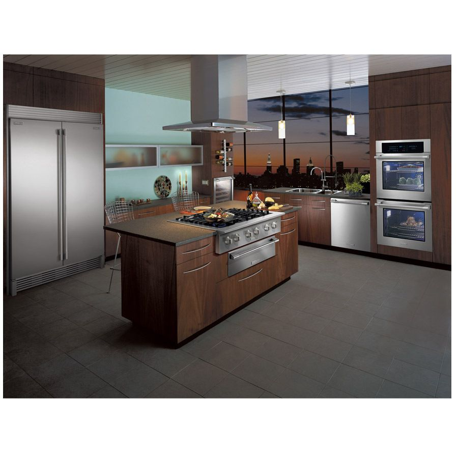 Kitchen Island Paradise In Kingsgrove: Shop Electrolux ICON 18.58-cu Ft Freezerless Refrigerator