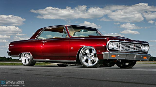 Would You Save This Pro Touring 64 Chevelle From Life In A Garage