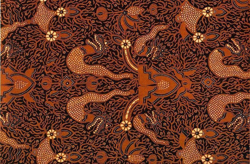 Filosofi Motif Batik Cimahi - Batik Indonesia