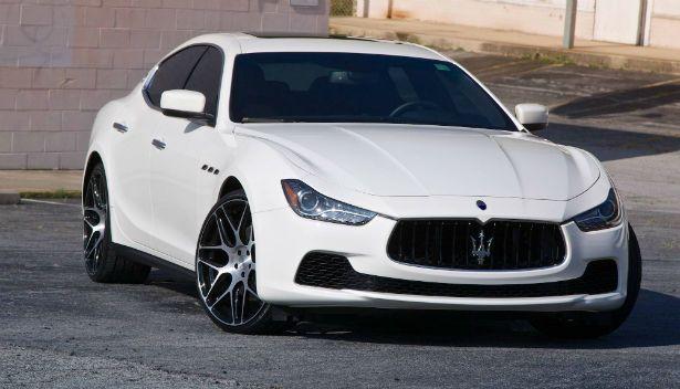 2016 Maserati Ghibli White Maserati Ghibli Maserati Ghibli White Maserati