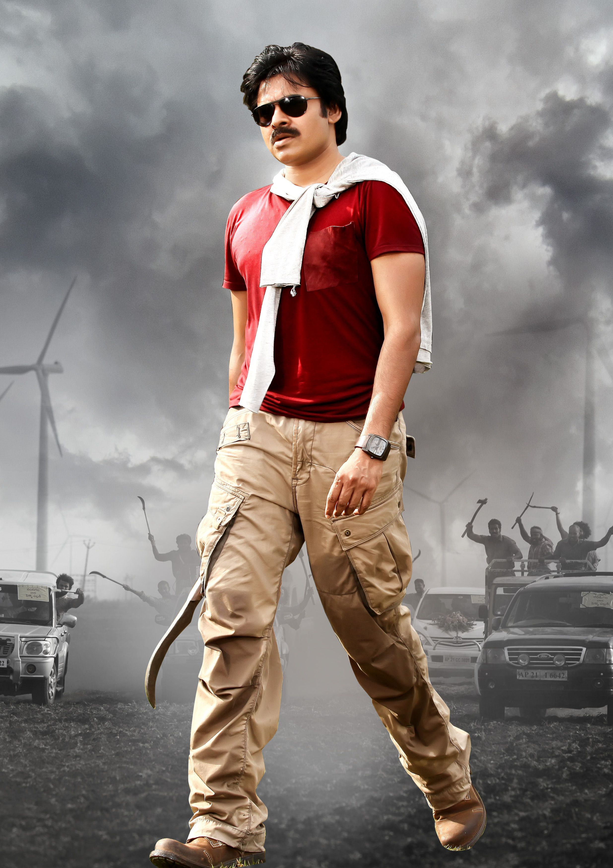 wow - pawan kalyan sings a song for ad movie here it is the link