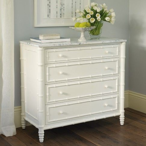 great painted bamboo dresser Decorating Ideas Pinterest