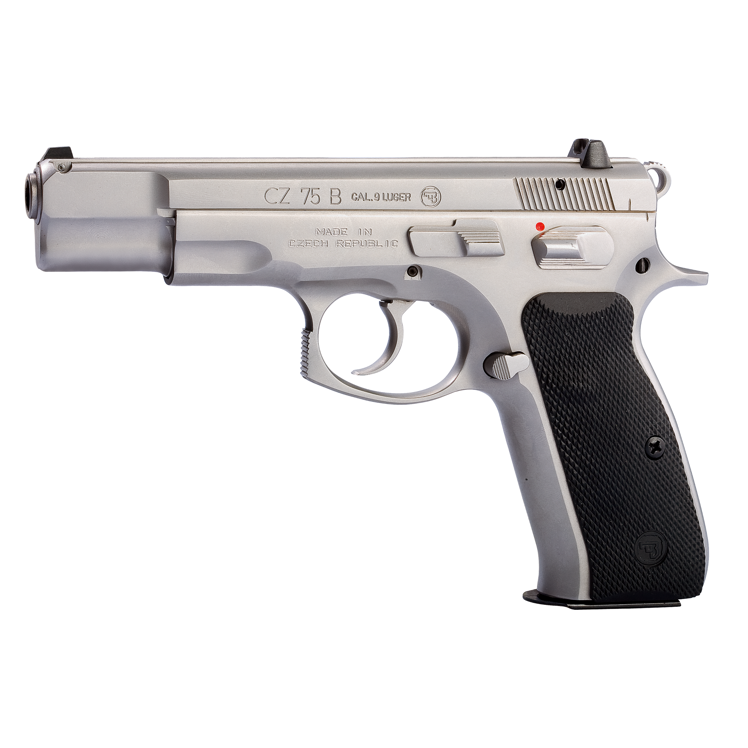 CZ 75 B STAINLESSLoading that magazine is a pain! Get your Magazine speedloader today! http://www.amazon.com/shops/raeind