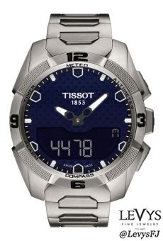 T091 420 44 041 00 T Touch Expert Solar Tissot With Images Tissot T Touch Tissot Watches Tissot
