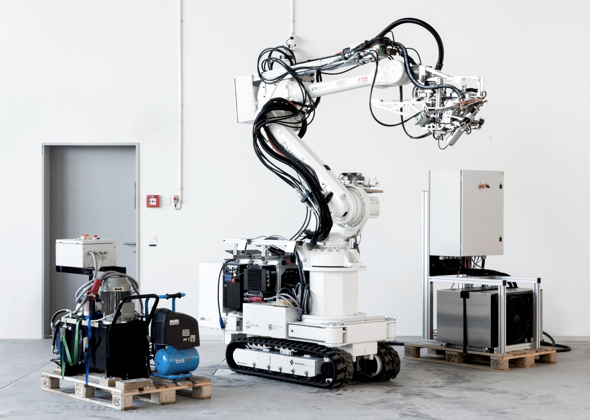 Appel A Candidatures Concours Hello Tomorrow Global Startup Robot Mobile Chantier De Construction Logistique