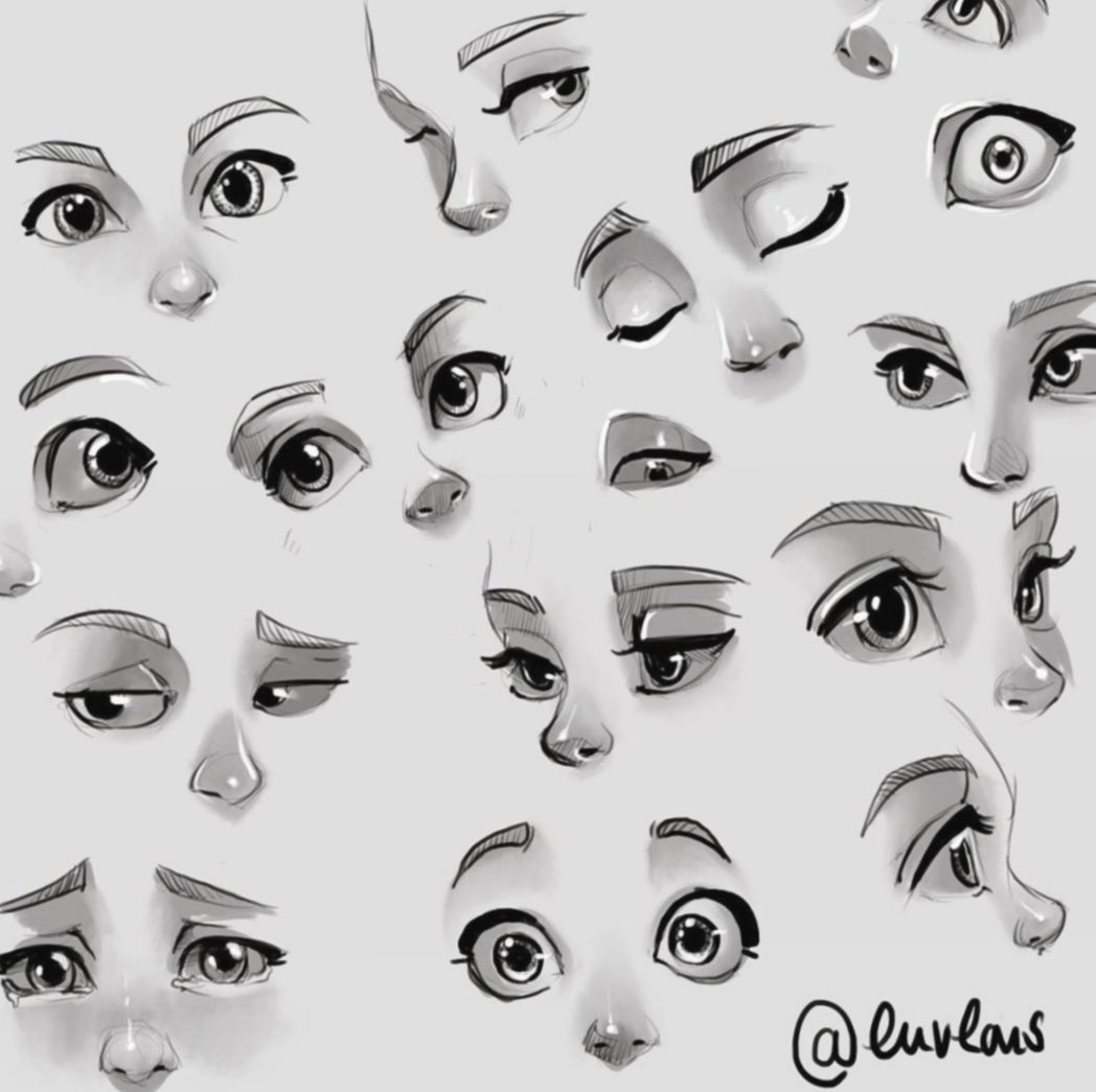 Pin By Erin Storm On Drawings Cartoon Eyes Drawing Eye Drawing